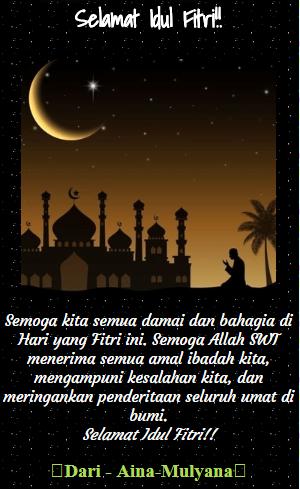 Ucapan Selamat Idul Fitri Yang Benar Dan Ucapan Idul Fitri 2019