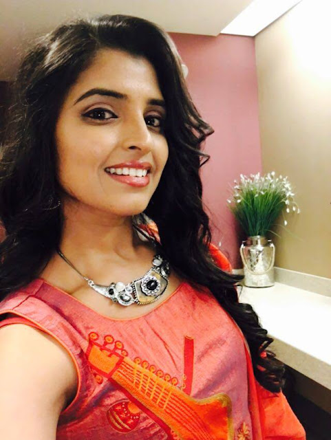 Anchor Shyamala Latest Pics at ETV Super Masti