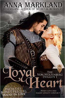 Book Review: Loyal Heart,by Anna Markland