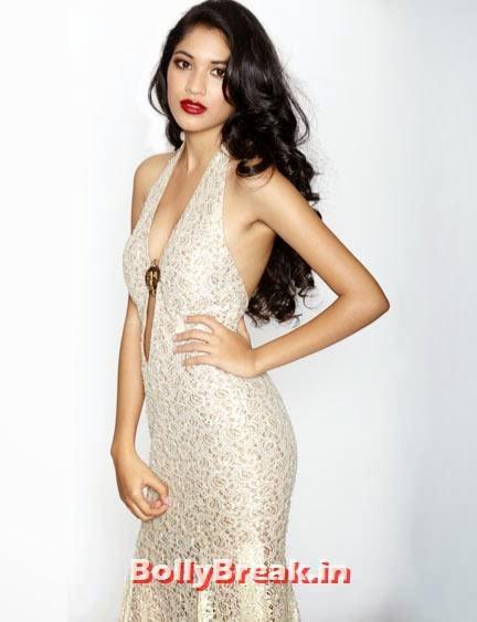 Shivani Singh, Miss Diva Universe 2014 Contestant Hot Photos