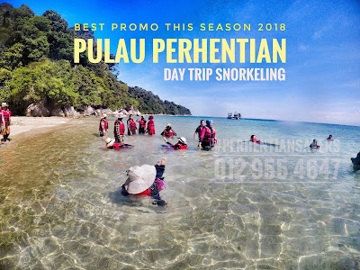 Trip Pulau Perhentian End Season 2018 Super Promo!