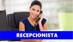 Empresa de RH contrata Recepcionista no Rio de Janeiro