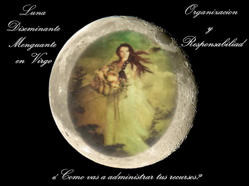 Luz de levanah agenda lunar la luna hoy esta ya en for Fases de la luna hoy