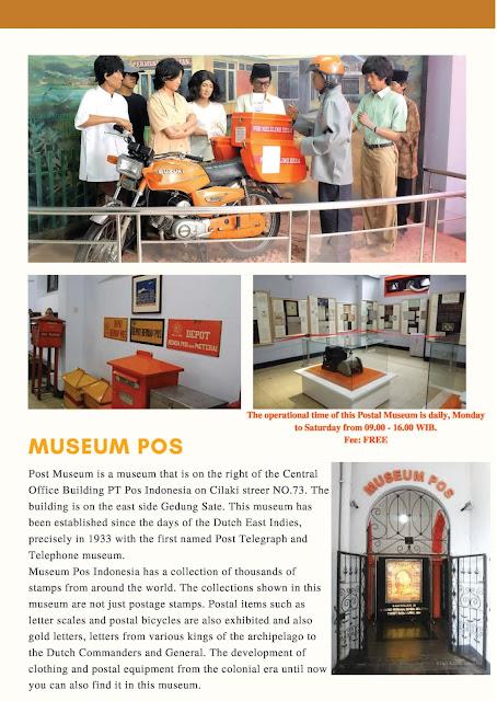 Museum Pos