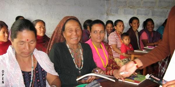 Female education for nepal