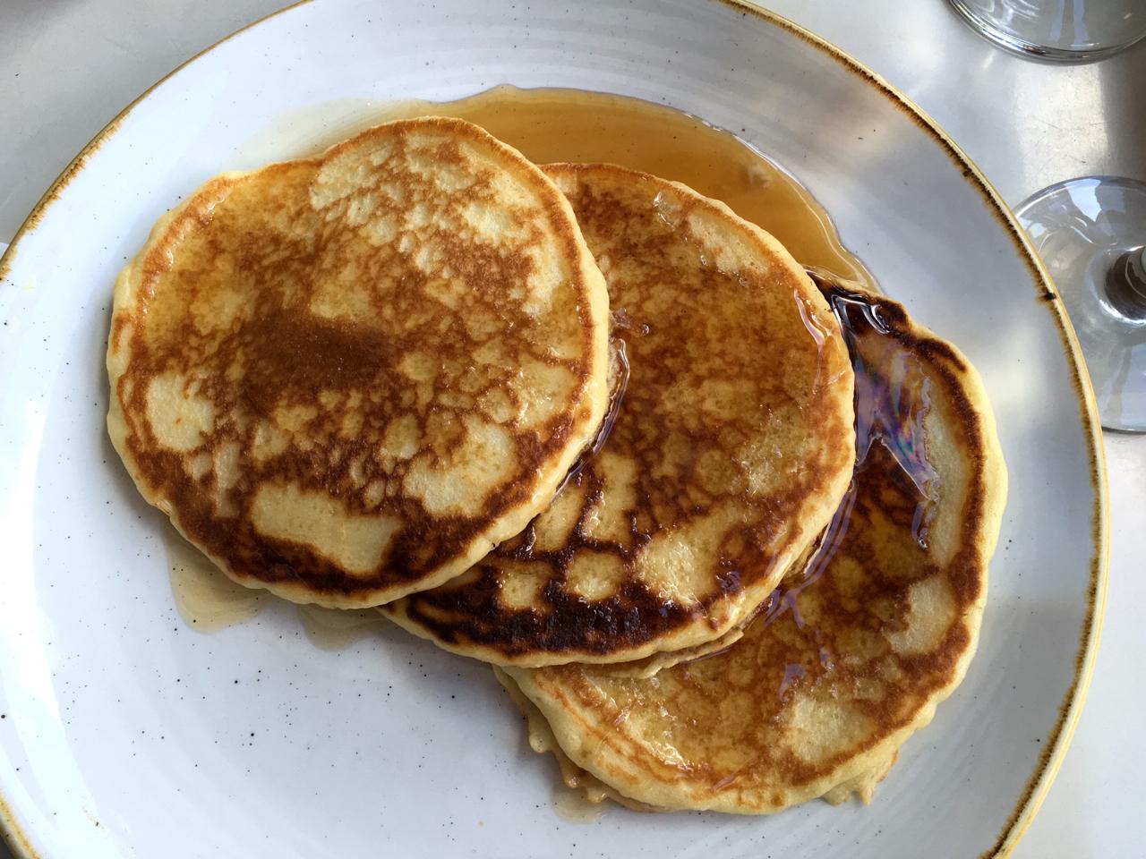 Pancakes in Dublin - Taste Cafe