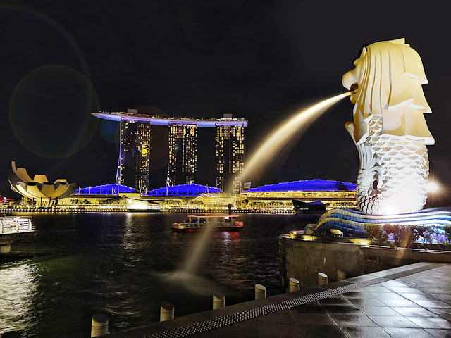 expats guide to singapore merlion