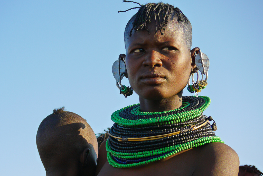 Turkana Hairstyle