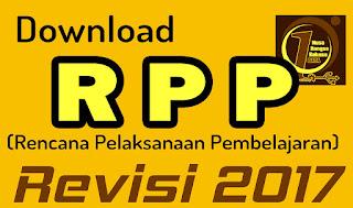 RPP K13 Revisi 2017 SD Kelas 1 2 4 5