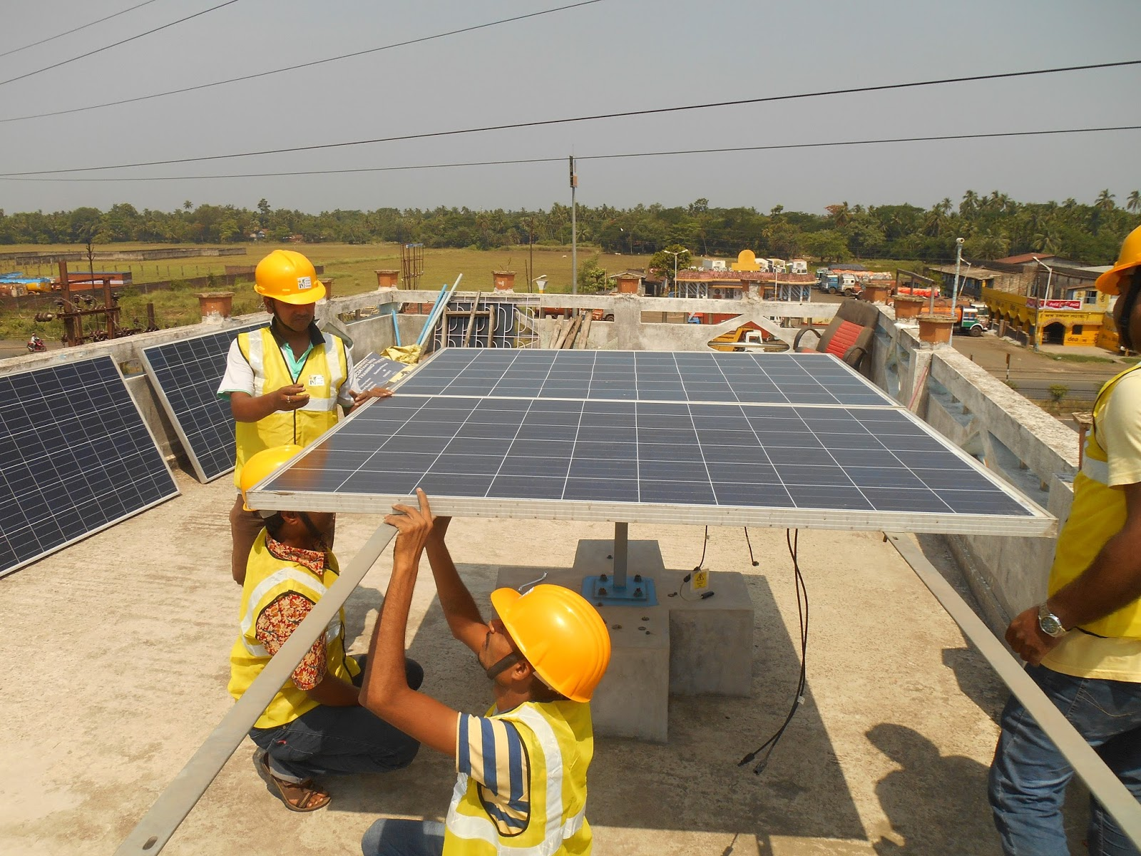 Solar Energy Education Training For Professional