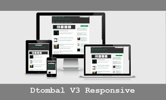 Dtombal V3 Responsive