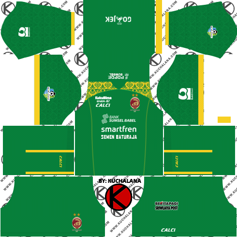 Kits Sriwijaya Fc 2018 FTS DLS Android Droidsoccer