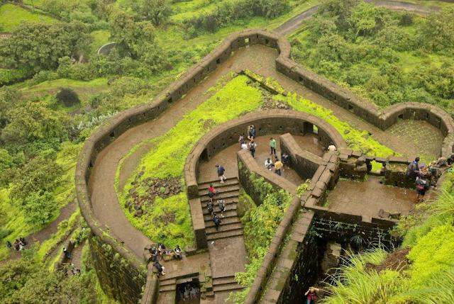Lohgad Fort