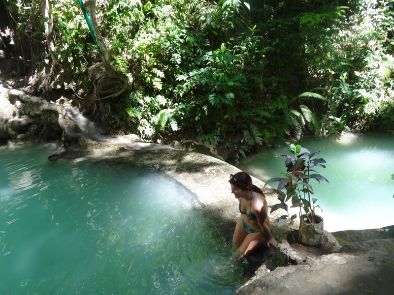 PHILIPPINES : Lugnason Falls   / 5 jours sur Siquijor & Apo Island / www.by-laura.fr