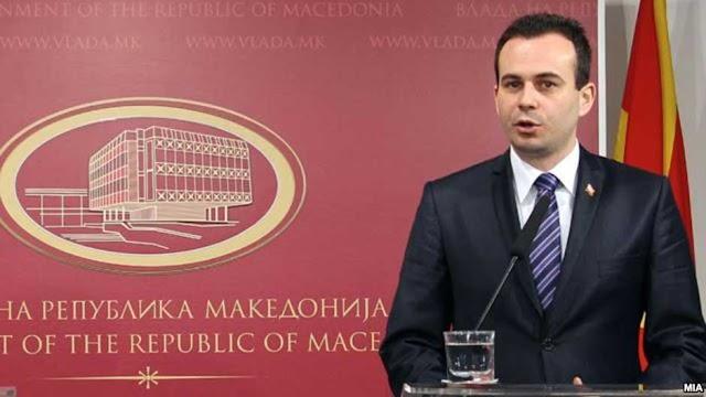 Negotiator Naumovski warns: Nimetz's proposals are a disaster for Macedonia