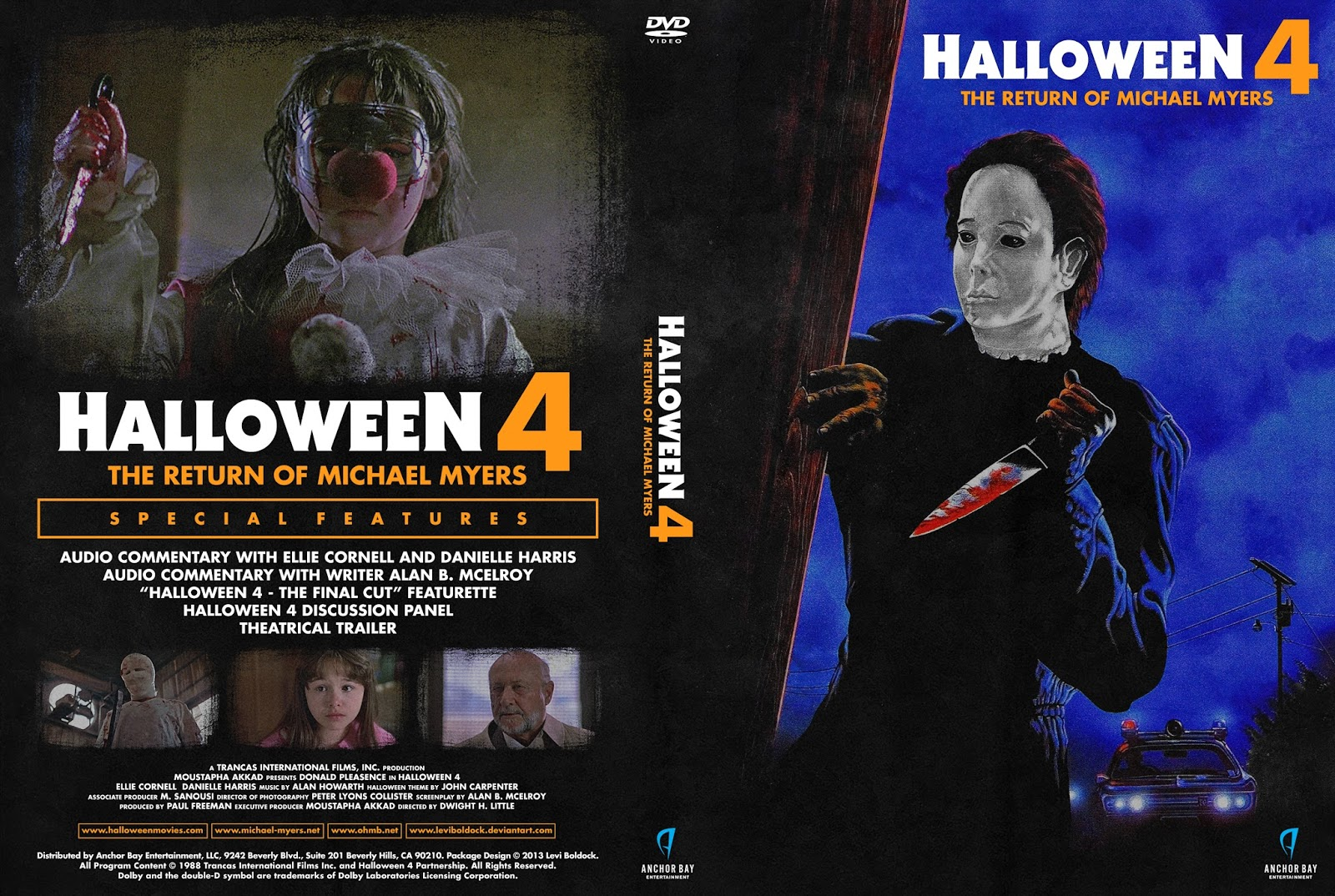 the horrors of halloween: halloween 4 the return of michael myers
