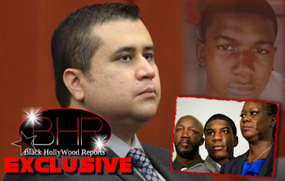 George Zimmerman Talks Bad About The Upbringing Of Trayvon Martin