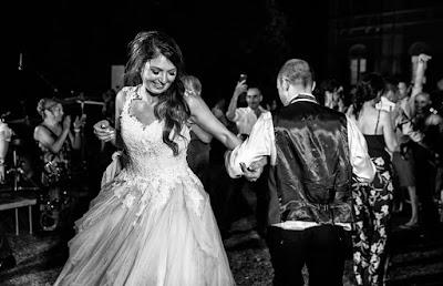 foto ilaria marchione ballo matrimonio