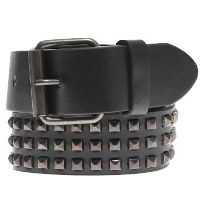A mí personalmente me encantan estos cinturones. Mi cinturón favorito es  uno de tachuelas que me hizo mi hermano hace 25 años y aún sigo usándolo  (obvio... ... 2e5484af4ae4