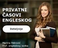 Privatni časovi engleskog