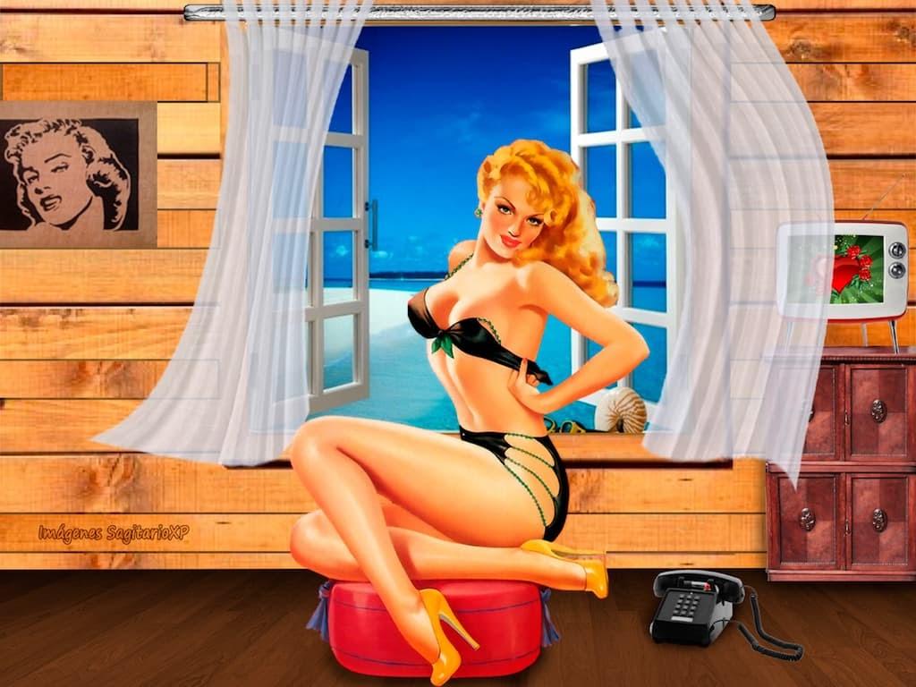 #290 Frente a la ventana | Maestro Liendre Cabaret |Blog de Luis Bermejo