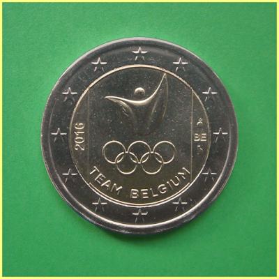 2016 Bélgica Olimpiadas Rio