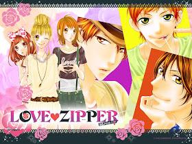 Love Zipper de Yuki Shiraishi