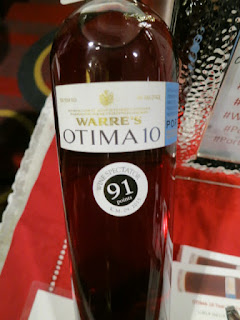 Warre's Otima 10 Year Old Tawny Port - Douro, Portugal (90 pts)