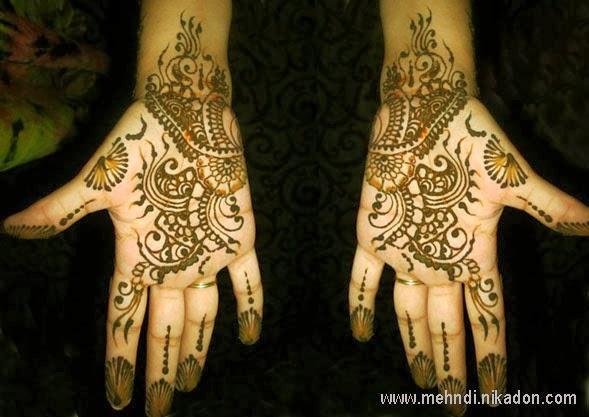 Cool Mehndi Designs: Best Mehndi Designs: Cool Arabic Mehndi Designs Images