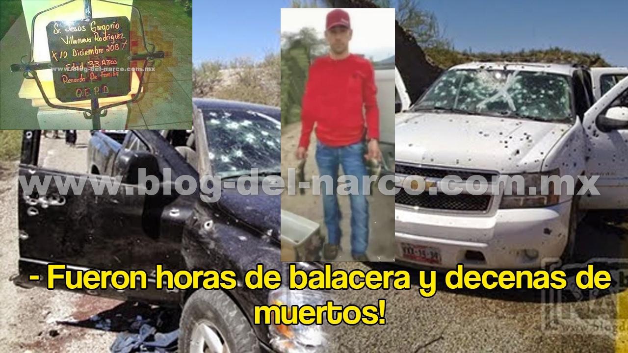 """Así fue la muerte del R-5 líder de """"La Gente Nueva"""" y protagonista en La Balacera de la Tubutama"""