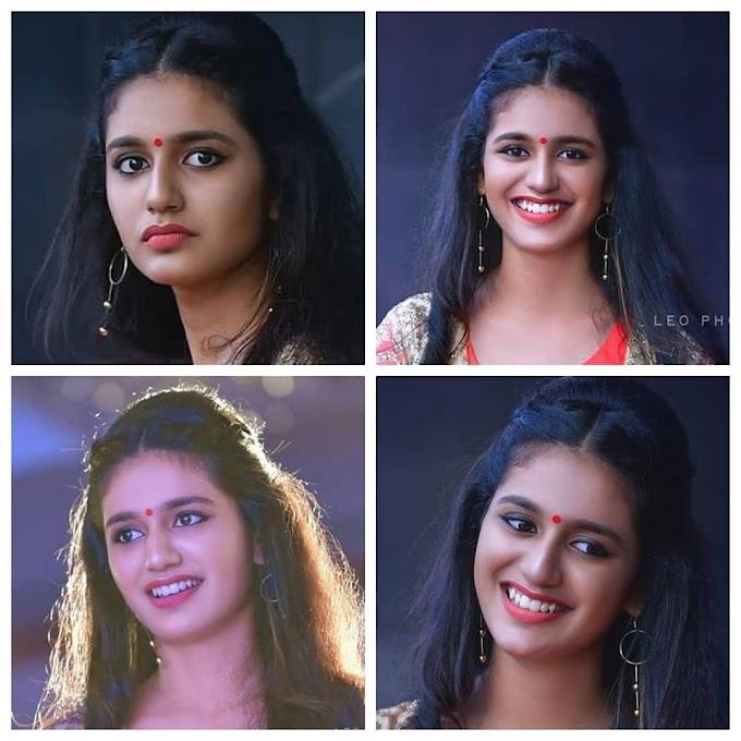 Priya Prakash Varrier looks cool in casual summer look