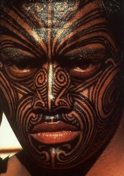 Art Maori Tattoo: Tattoos Photo Gallery
