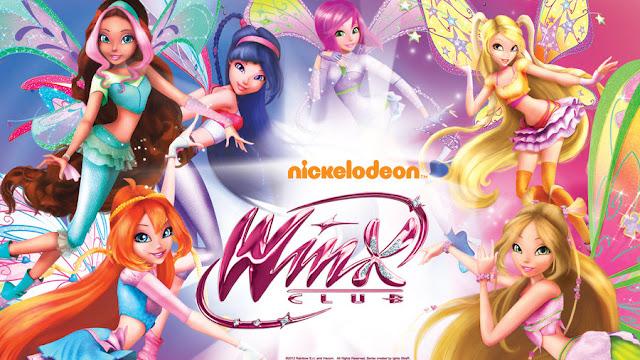 Top 35 hình ảnh hoạt hình tiên nữ Winx Club dễ thương