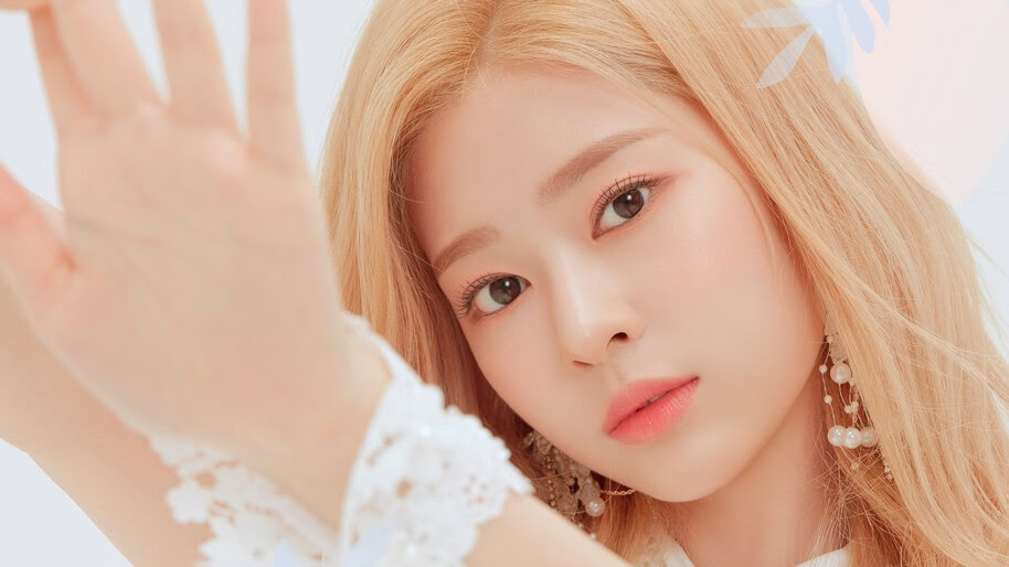 Minju, IZ*ONE, Bloom*Iz, Blonde, 4K, #6.655