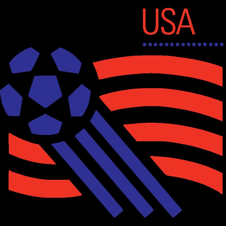Logo Piala Dunia FIFA Tahun 1994 Amerika Serikat