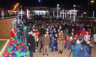 Ο Δήμος Ζίτσας καλωσόρισε τα Χριστούγεννα