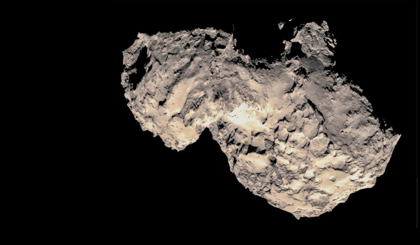 earth scientist suggests comet - HD1024×849