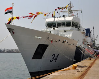 ICG launches new Offshore patrol vessel ICGS Varaha