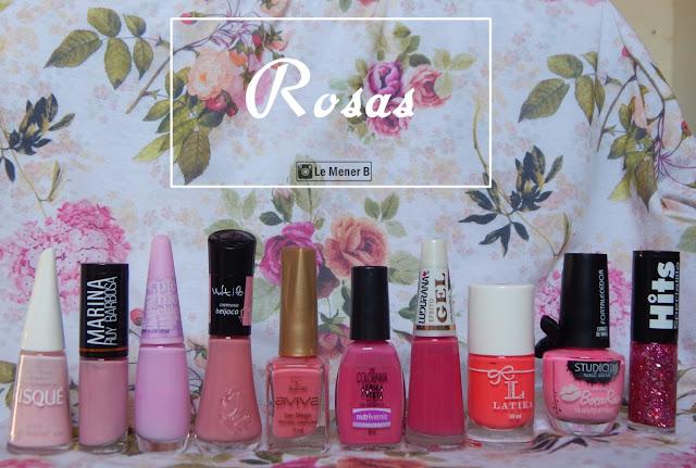 esmaltes-rosa