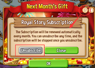 Here's how the Royal Story Subscription Model Works