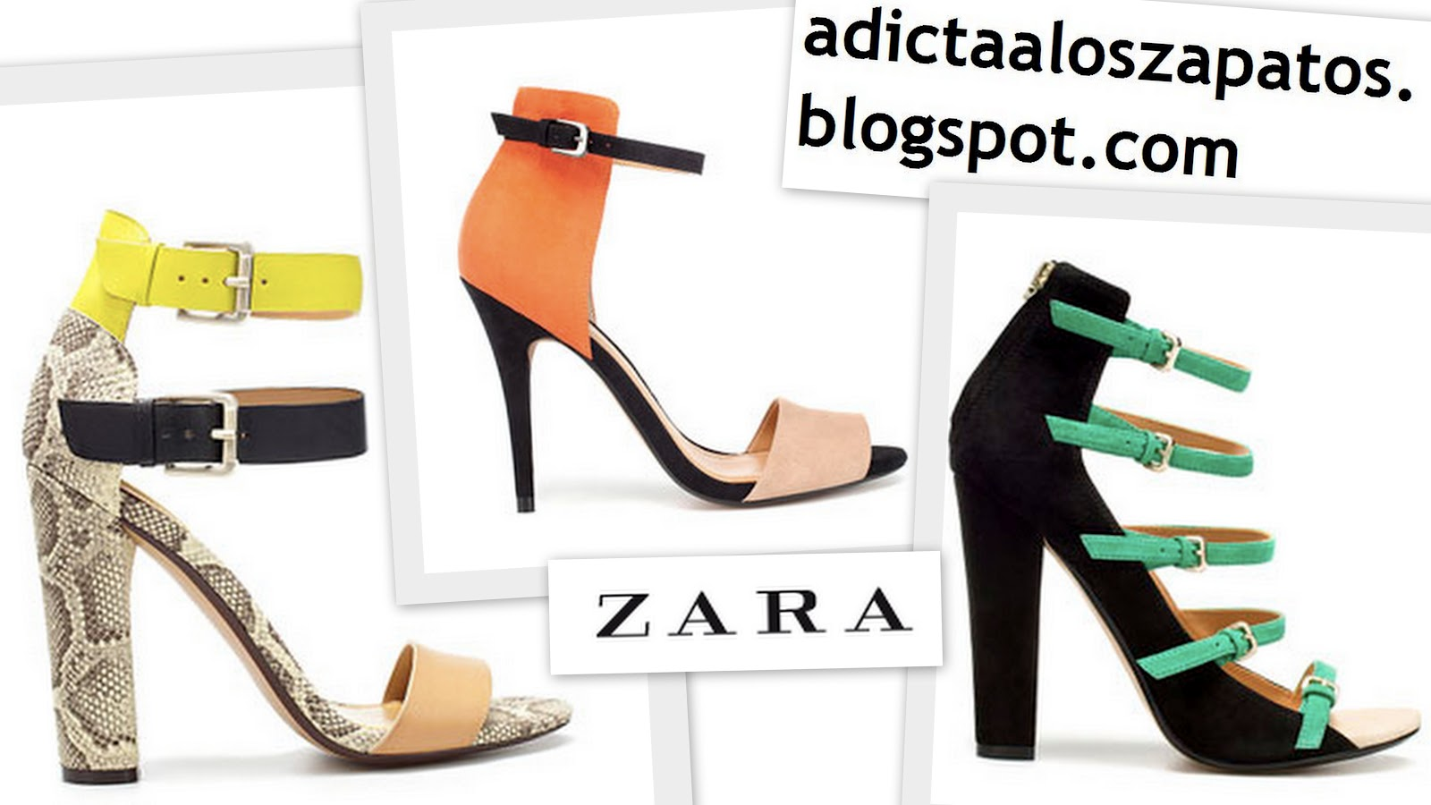 Colección Zapatos ZapatosNueva Los Zara Adicta De Ss12 A FTKcl31J
