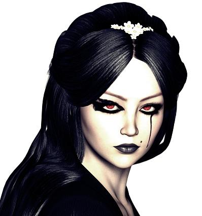 Ciri-ciri vampir drakula