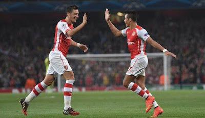 Arsenal Inglaterra en Negociaciones
