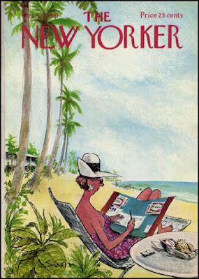 Обложки журнала New Yorker