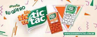 Promoção Desafio Tic Tac 2018
