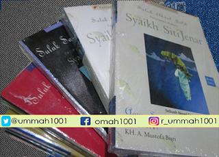 E-Book: Suluk Syaikh Siti Jenar karya Agus Sunyoto (1-7), Omah1001