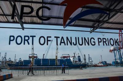 Pelabuhan Priok Jadi Pilot Project Perbaikan Arus Barang