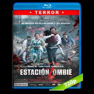 Estación zombie: Tren a Busan (2016) BRRip 720p Audio Dual Latino-Coreano