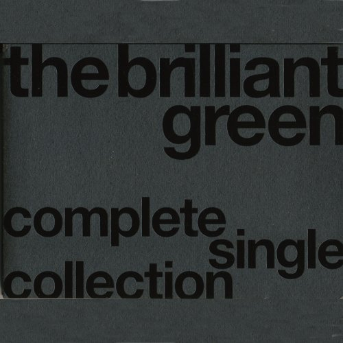 the brilliant green - Complete Single Collection