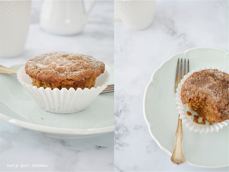 Coffee and Walnut Muffins, Breakfast Recipes, Muffins, Coffeecake
